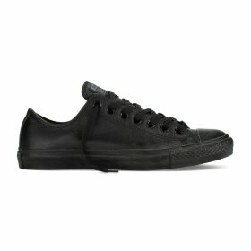 Chuck Taylor All Star Ox Mono Leather High Top Trainers