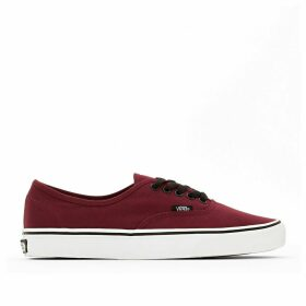 Authentic Canvas Lace-up Trainers