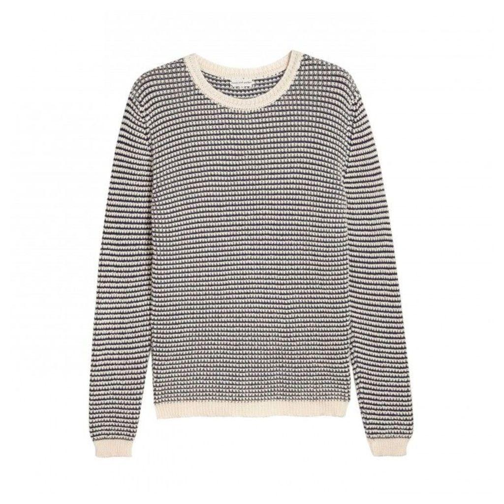 Men's Waffle Sweater