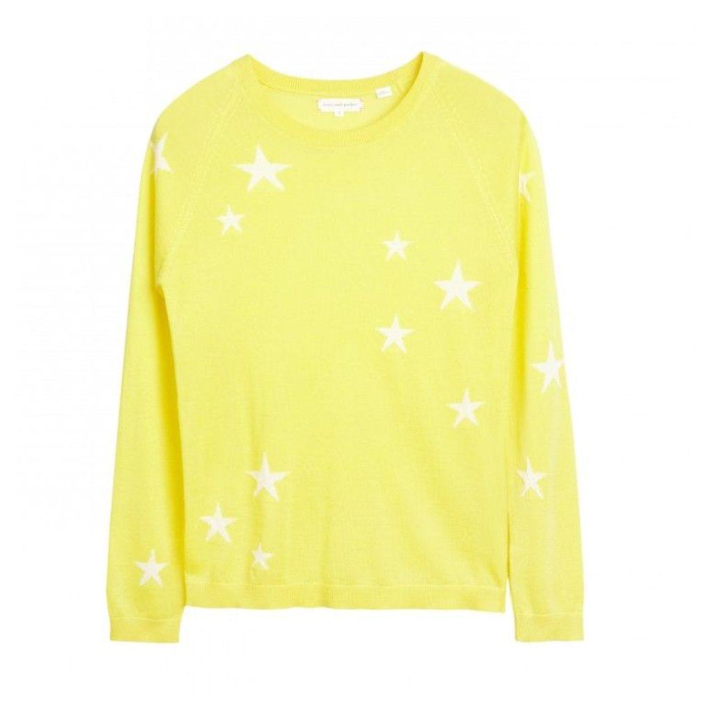 NEW Lightweight Star Sweater