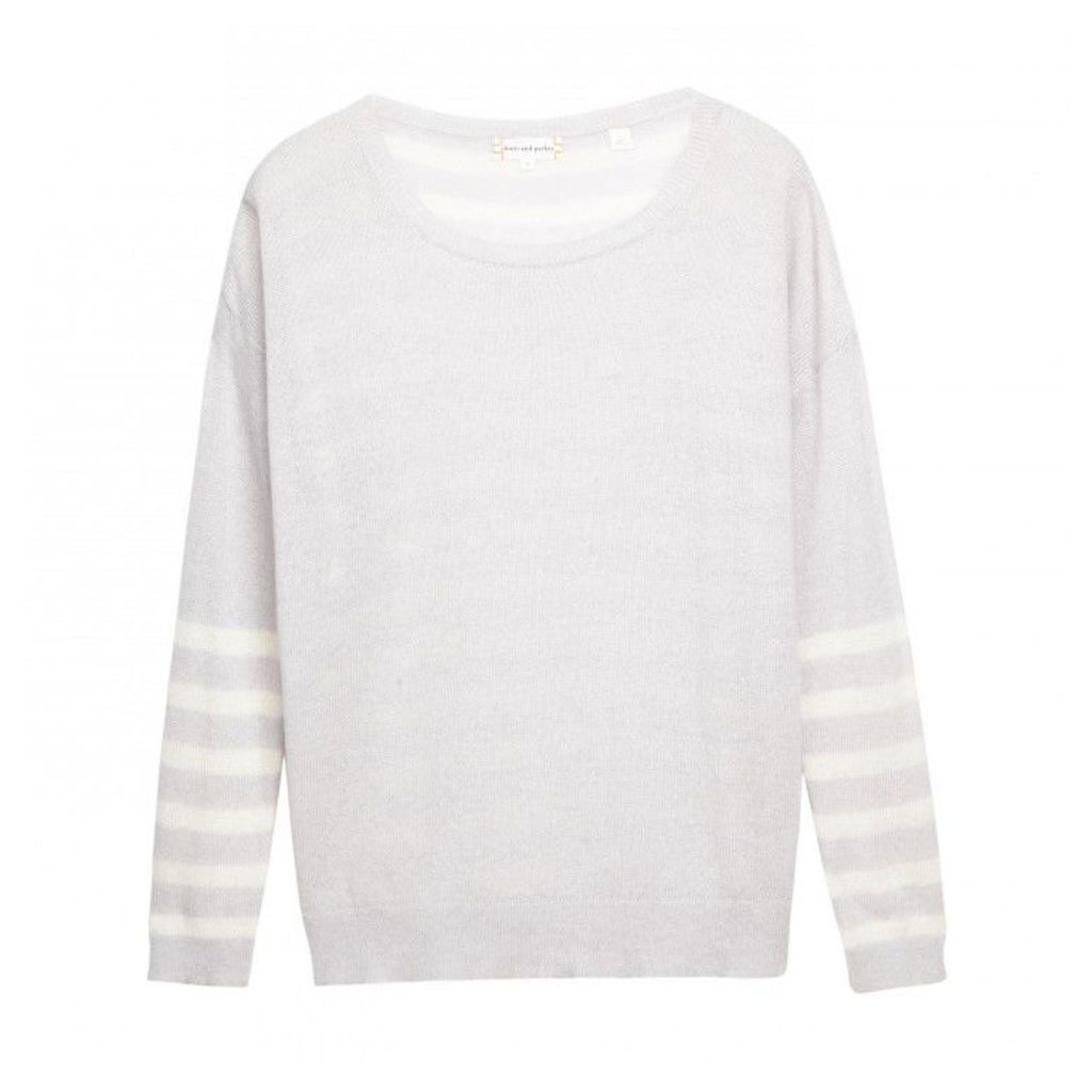 Stripe Back Sweater