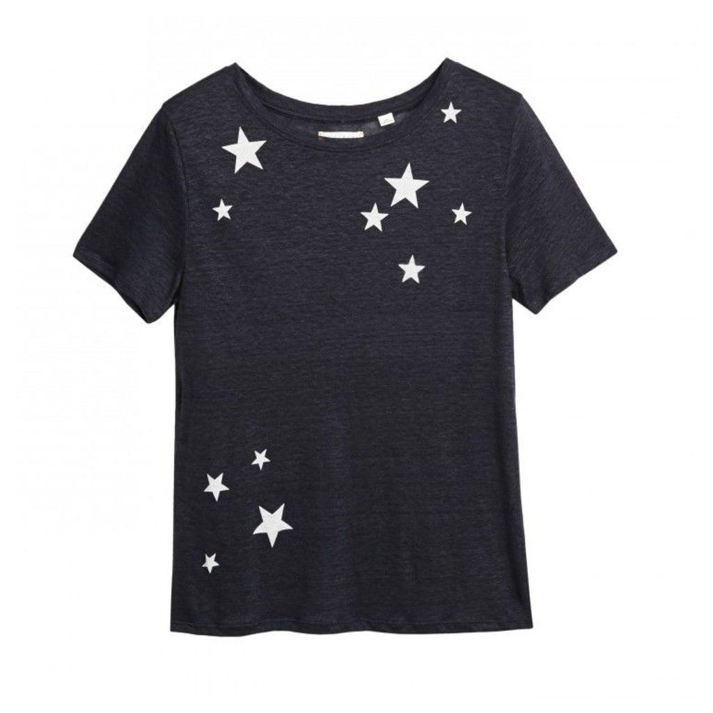 Star Print T