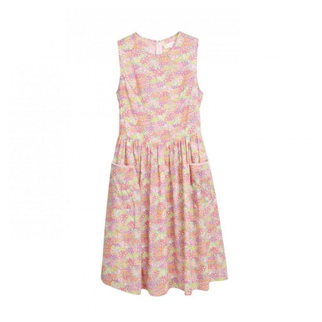 Liberty Tea Dress