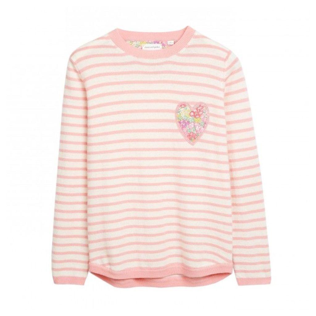 Liberty Stripe Sweater