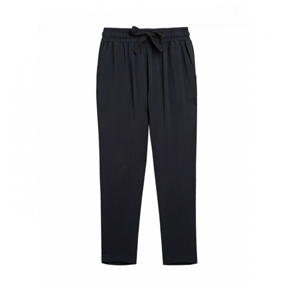 Gathered Trouser