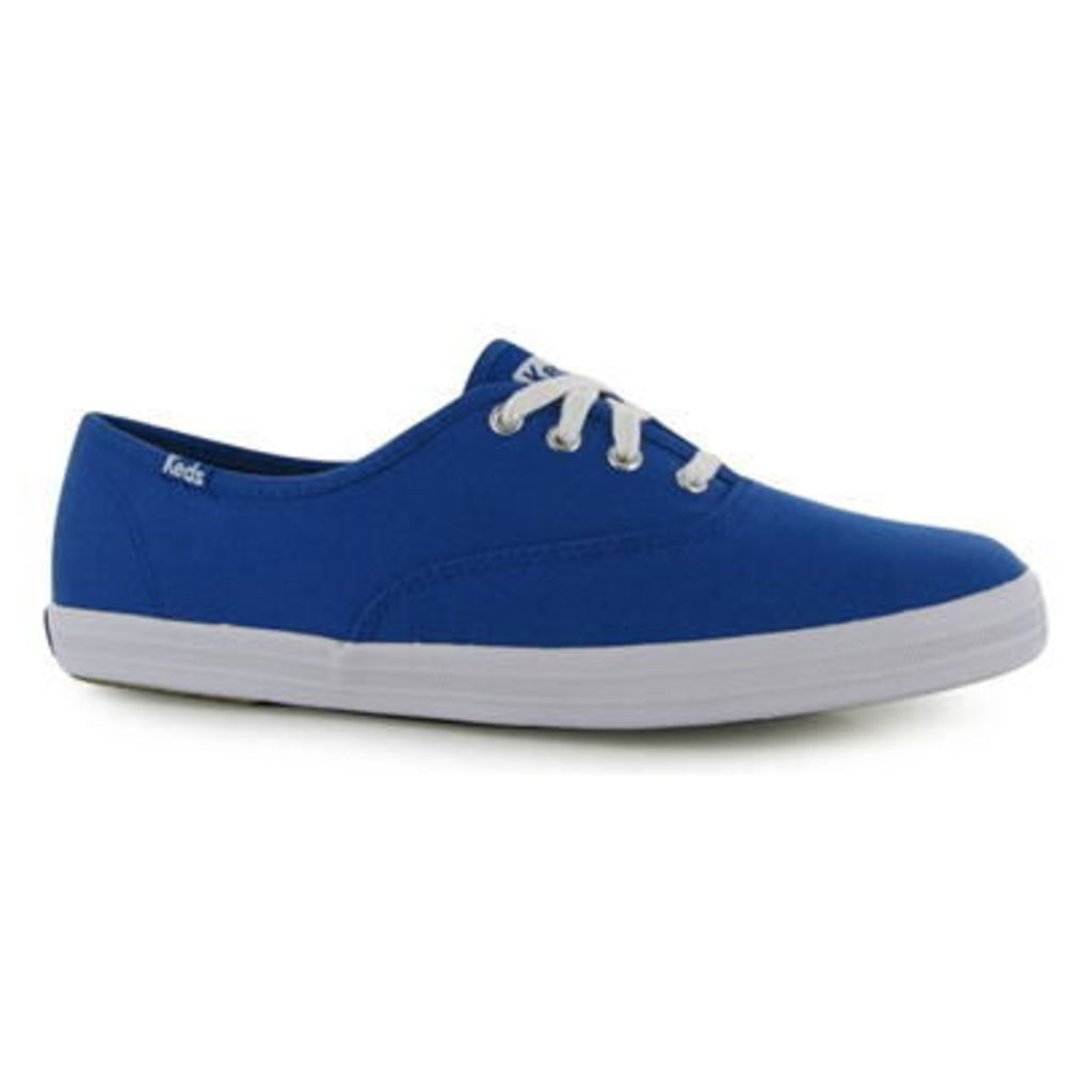 Keds Champion Canvas Ladies Trainers