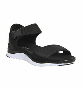 Office Baller Sporty Sandal BLACK
