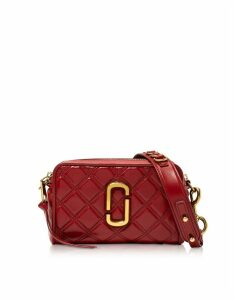 Marc Jacobs Designer Handbags, Matelasse Softshot 21 Crossbody Bag
