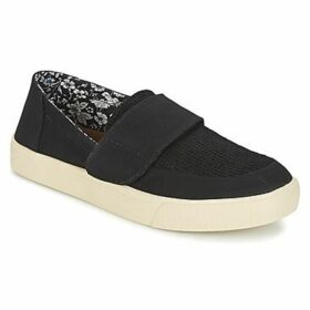 Toms  ALTAIR SLIP-ON  women's Slip-ons (Shoes) in Black