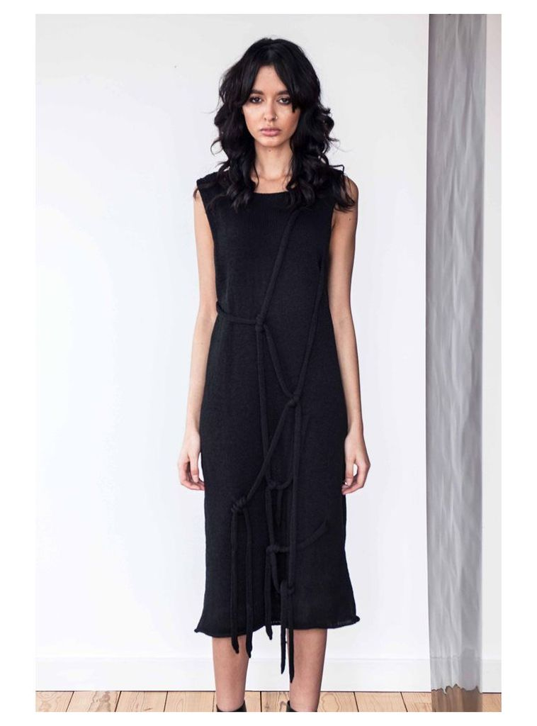 Black Tie Dress - M/L