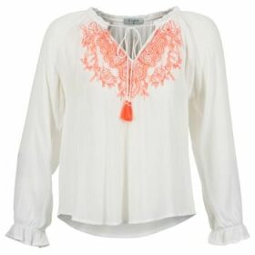 Betty London  ERMILA  women's Blouse in White