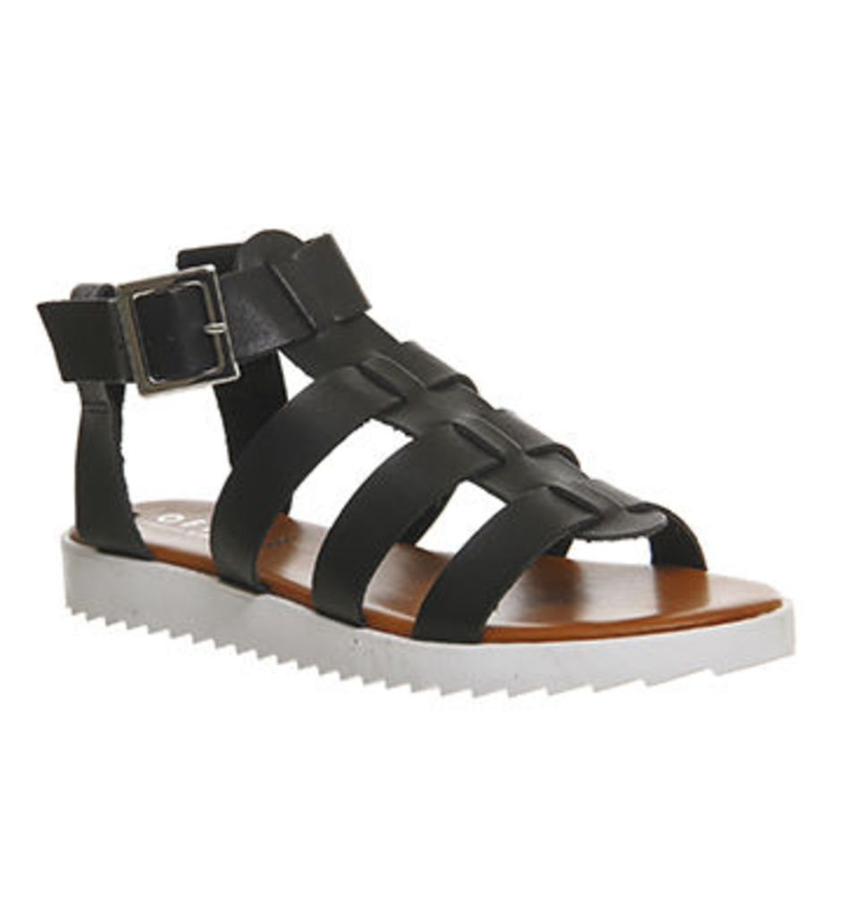 Office Brody Gladiator Sandal BLACK