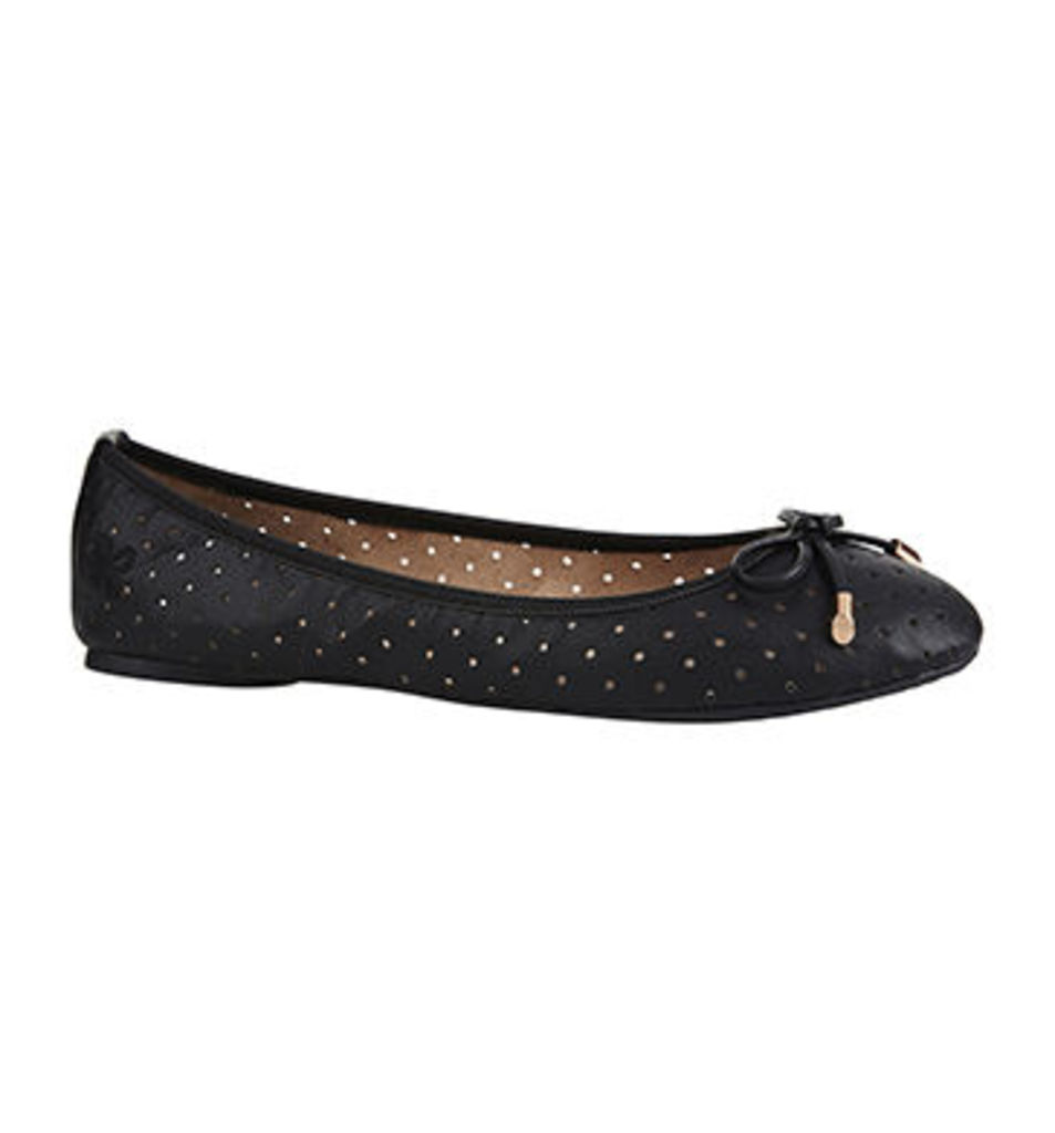 Butterfly Twists Grace Pump BLACK