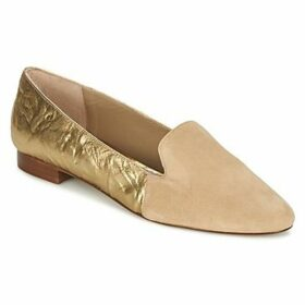 Anaki  CORAILLAN  women's Loafers / Casual Shoes in Gold