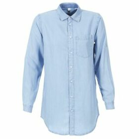 G-Star Raw  CORE BF 1PKT  women's Shirt in Blue
