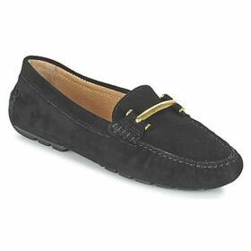 Lauren Ralph Lauren  CALIANA  women's Loafers / Casual Shoes in Black