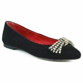 Giana Di Firenze  GIANNA DI FIRENZE ANTE  women's Shoes (Pumps / Ballerinas) in Black