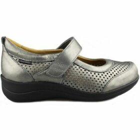 Calzamedi  CUÑA  women's Shoes (Pumps / Ballerinas) in Grey
