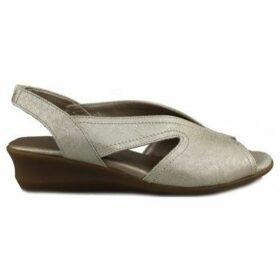 The Flexx  FLEXX CHAR LEE  women's Sandals in Gold