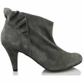 Vienty  Botin GRAY WHEEL  women's Low Boots in Grey
