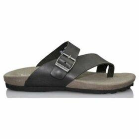 Timberland  CITY SANDAL  women's Flip flops / Sandals (Shoes) in Black