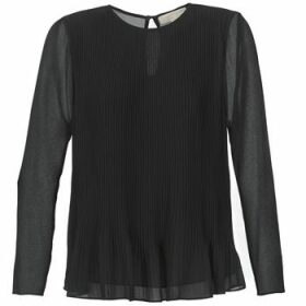 MICHAEL Michael Kors  SOSEN  women's Blouse in Black
