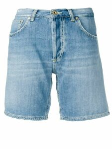 Dondup straight fit shorts - Blue