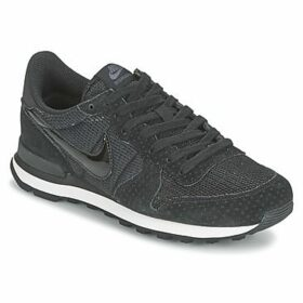 Nike  INTERNATIONALIST W  women's Shoes (Trainers) in Black