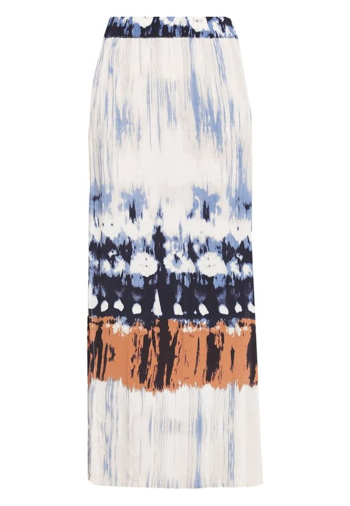 Saint Tropez Maxi skirt ice