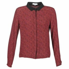 Suncoo  LEONE  women's Shirt in Red