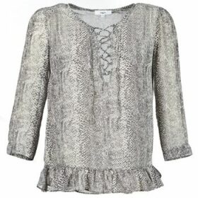 Suncoo  LANA  women's Blouse in Grey