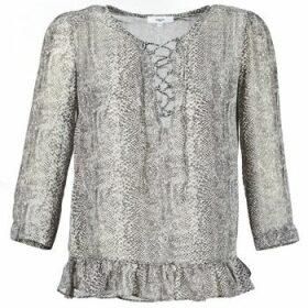 Suncoo  LANA  women's Blouse in Grey