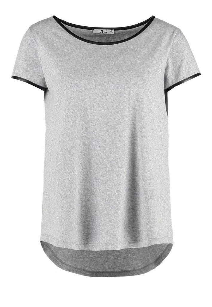 LTB KIDOWO  Print Tshirt grey melange