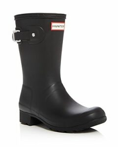 Hunter Women's Original Tour Packable Short Rain Boots
