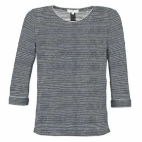 Moony Mood  FUBI  women's Sweater in Grey