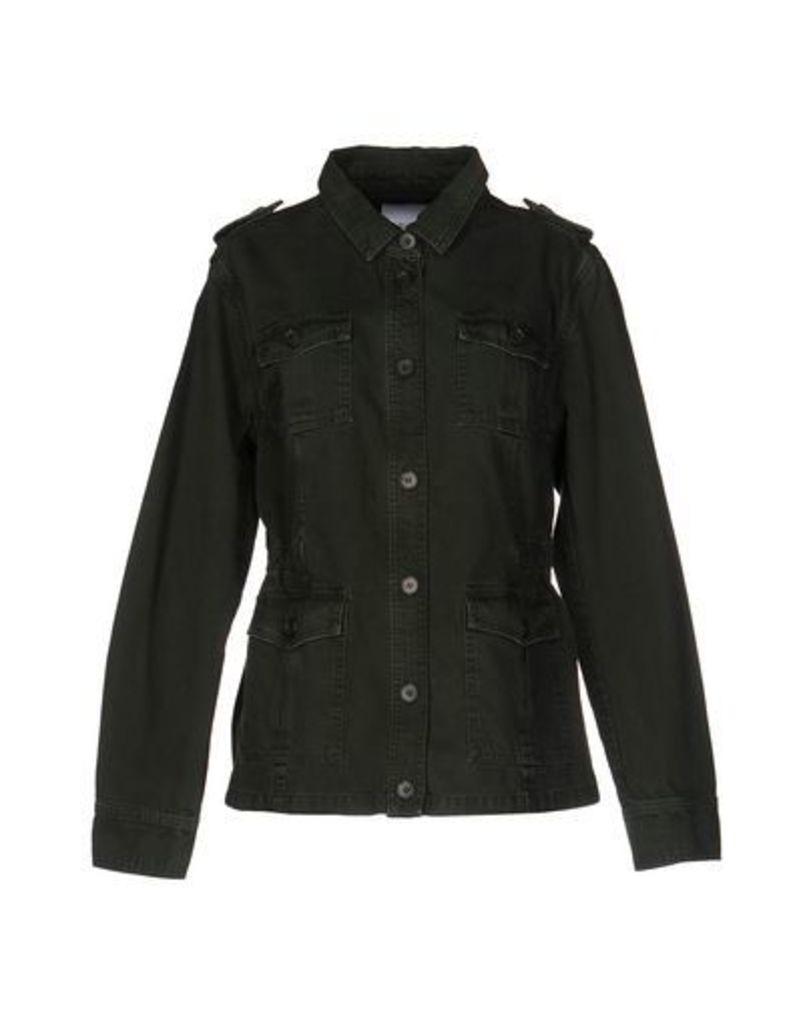 BION DENIM Denim outerwear Women on YOOX.COM