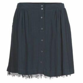 Naf Naf  LORIKA  women's Skirt in Blue