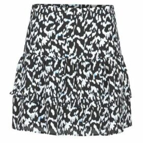 Suncoo  FAUVE  women's Skirt in Black