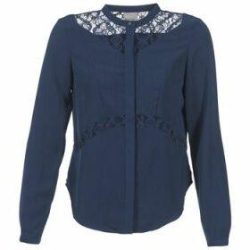Vero Moda  LAURA  women's Shirt in Blue