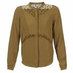 Vero Moda  LAURA  women's Shirt in Brown
