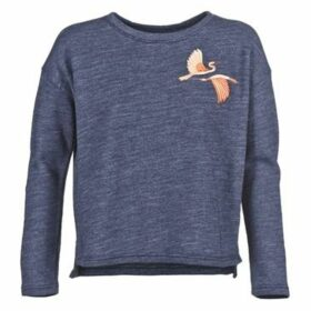 Loreak Mendian  GRULLA  women's Sweatshirt in Blue
