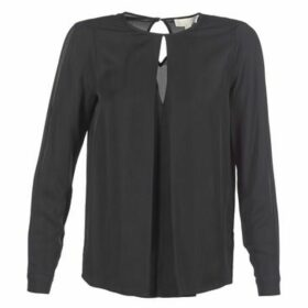 MICHAEL Michael Kors  REMONI  women's Blouse in Black