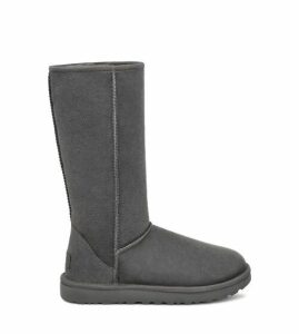 UGG Classic Tall Ii Boot Womens Boots Grey 8