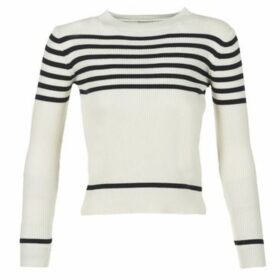 Loreak Mendian  JUXTU  women's Sweater in White