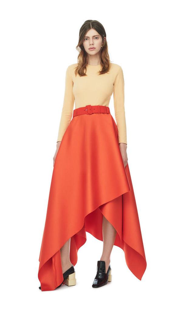 Eloise Skirt Red