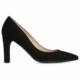 Lk Bennett Tess suede courts, Women's, Size: EUR 37 / 4 UK WOMEN, Bla-black
