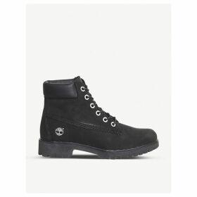 "Timberland Slim Premium 6"" boots, Women's, Size: 05/01/1900, Black nubuck"