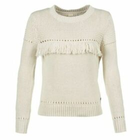 Roxy  COVE DWELLER  women's Sweater in White
