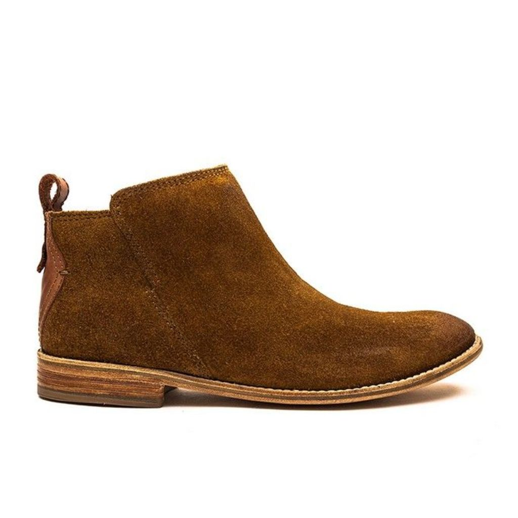 Hudson - Revelin - Tan Suede - 8 uk