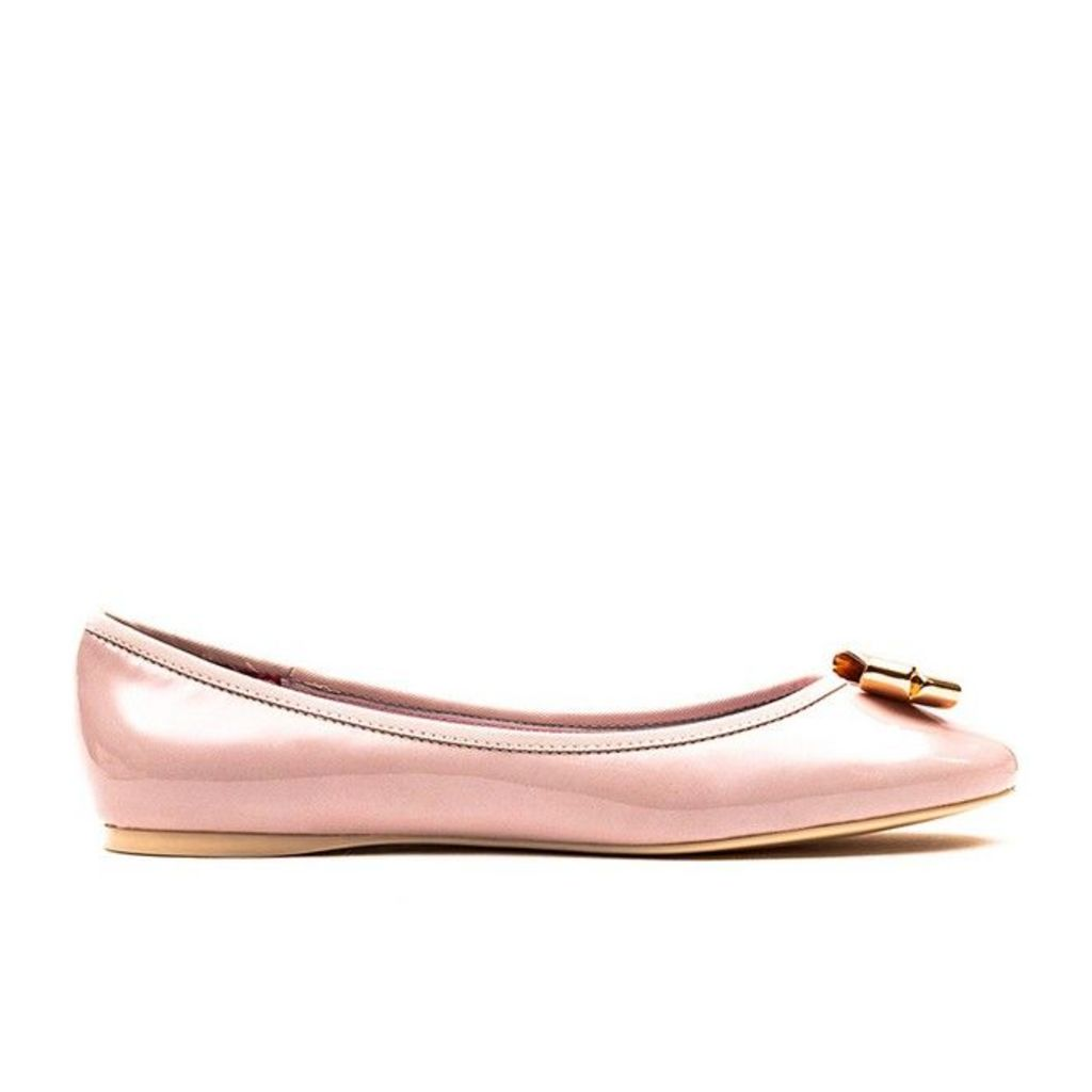 Ted Baker - Imme 2 - Womens - Light Pink Patent Leather - 8 uk